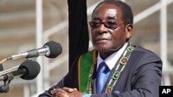 Mutungamiri wenyika, VaRobert Mugabe.