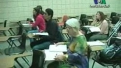 Amerika'da Türkçe Öğreniyorlar