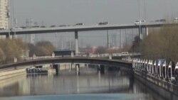 中国水污染令人担忧
