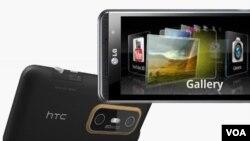 Las pantallas 3D sin gafas muestran fotos impresionantes gracias a sus cámaras de doble objetivo.