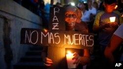 Durante las siete semanas de protestas contra el gobierno de Maduro han fallecido 49 personas, aunque la Fiscalía General solo reconoce 44.