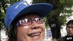 Việt Nam đang giam bà Hồng về tội vi phạm Điều 84 Bộ luật hình sự