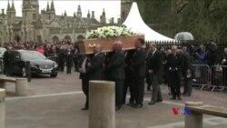 霍金葬禮在英國劍橋舉行 (粵語)