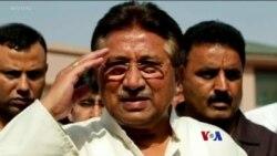Musharraf ကို ႀကိဳးဆြဲခ်ျပသထားဖို႔ ဆံုးျဖတ္တဲ႔ ပါကစၥတန္တရားသူႀကီး ဖယ္႐ွားခံရဖြယ္႐ွိ