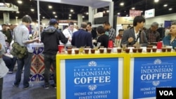 Cameron kopi di Atlanta (Foto: VOA/Naratama)