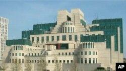 په لندن کې د برتانیې د استخباراتو مرکزي دفتر
