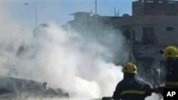 عراق : بم دھماکوں میں دو افراد ہلاک