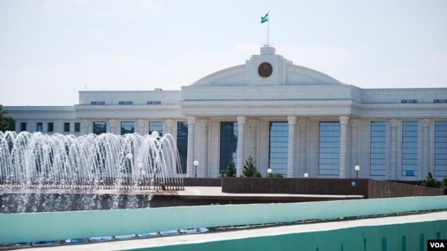 Senat, Toshkent