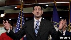 El presidente de la Cámara de Representantes de EE.UU., Paul Ryan, dice que debe resolverse el tema de DACA antes del plazo de su vencimiento el 5 de marzo.