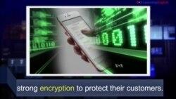 News Words: Encryption