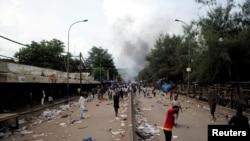 Journée portes ouvertes de la société Énergie du Mali