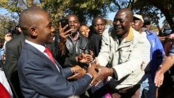 'The People Will Swear-in Chamisa on Saturday'