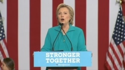 Hillary Clinton: Trump Builds Campaign on Prejudice, Paranoia