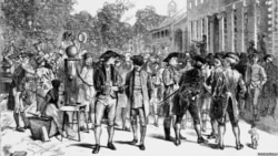 [VOA 이야기 미국사] 영국과 아메리카 식민지의 대립과 갈등 (2)
