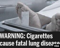 SAD: Protiv pušenja novim, nimalo prijatnim, upozorenjima