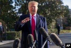 El discurso de Trump llega a 18 días del cierre parcial del gobierno, que tiene en vilo a unos 800.000 empleados federales que trabajan para agencias del gobierno.