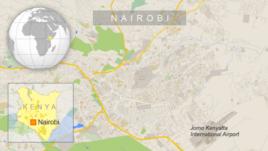 Jomo Kenyatta International Airport, Nairobi, Kenya
