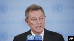 Robert Serry (file photo)