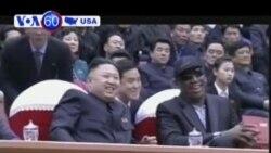 Cựu ngôi sao bóng rổ Mỹ biểu diễn nhân sinh nhật ông Kim Jong Un
