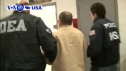"VOA60 America - Mexican drug lord Joaquin ""El Chapo"" Guzman will likely spend the rest of his life in a U.S. prison"