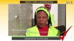 Presidential Candiate: Melba Dzapasi