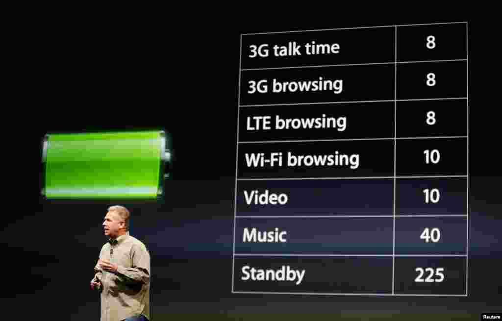 """El cable conector del iPhone es reversible y, según Apple, """"más fácil de usar"""" y más durable."""