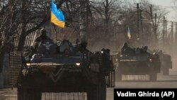Hêzên hikûmeta Ukrayna