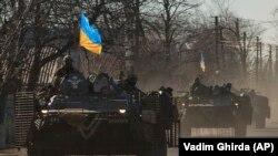ЗСУ на Сході України, 2015