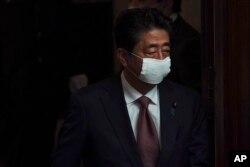 ဂ်ပန္ဝန္ႀကီးခ်ဳပ္ Shinzo Abe
