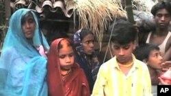 เด็กหญิงถูกบังคับแต่งงานก่อนวัยในหลายประเทศทั่วโลก