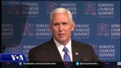 Nënpresidenti Pence në takimin e Kartës së Adriatikut