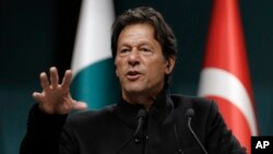 Firai Ministan Pakistan Imran Khan