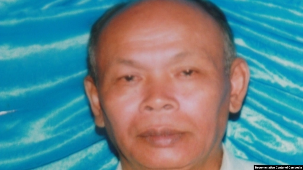 FILE: Yim Tith (known as Ta Tith), January 22, 2011. (Courtesy of Vanthan Peoudara/Documentation Center of Cambodia)