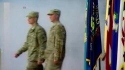 250 американских солдат вернулись домой