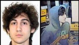 ေဘာ့စ္တြန္မာရသြန္ေျပးပဲြမွာ Peessure cooker ကိုအသံုးျပဳၿပီး ဗံုးခဲြတိုက္ခိုက္ခဲ့သူ အသက္ (၁၉) ႏွစ္အရြယ္ Dzhokhar Tsarnaev