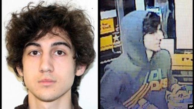 Kapet i dyshuari për shpërthimet e Bostonit