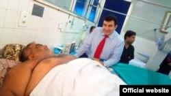نور الحسن لاہور کے شالامار اسپتال میں زیر علاج ہیں۔
