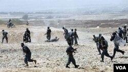 Meski terus dilanda peperangan, bumi Afghanistan ternyata kaya dengan sumberdaya alam.