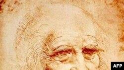 Tác phẩm tự họa của danh họa thời Phục Hưng Leonardo da Vinci