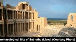 Le site archéologique de Sabratha, en Libye © UNESCO/G. Boccardi
