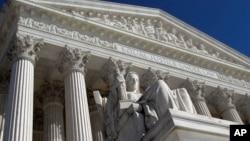 Mahkamah Agung AS Senin (24/6) mengirim kasus mahasiswa kulit putih yang ditolak masuk ke Universitas Texas ke pengadilan lebih rendah (foto: dok).