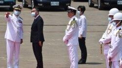 台灣防長強調絕不啟動戰端但遭遇侵略將應戰
