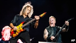 Metallica recibe el Polar Music Prize