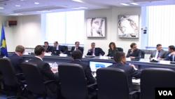 Takimi i pare Kosovë - BE per MSA-në