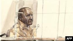 À Paris, Pascal Simbikangwa est en procès pour le génocide de 800,000 personnes, le 4 février 2014.
