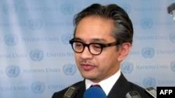 Ngoại trưởng Indonesia Marty Natelagawa