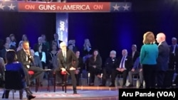 President's Town Hall on Gun Control