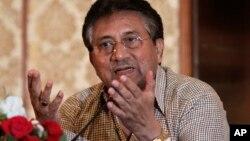 بیرونِ ملک جانے کے بعد سے پرویز مشرف نہ تو اس کیس میں پیش ہو رہے ہیں اور نہ ہی ویڈیو لنک کے ذریعے اپنا بیان ریکارڈ کرا رہے ہیں۔ (فائل فوٹو)