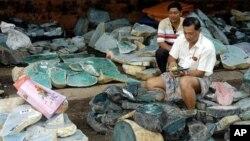 Myanmar Jade Mining