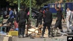 Egipatska policija rasčišćava Trg Tahrir